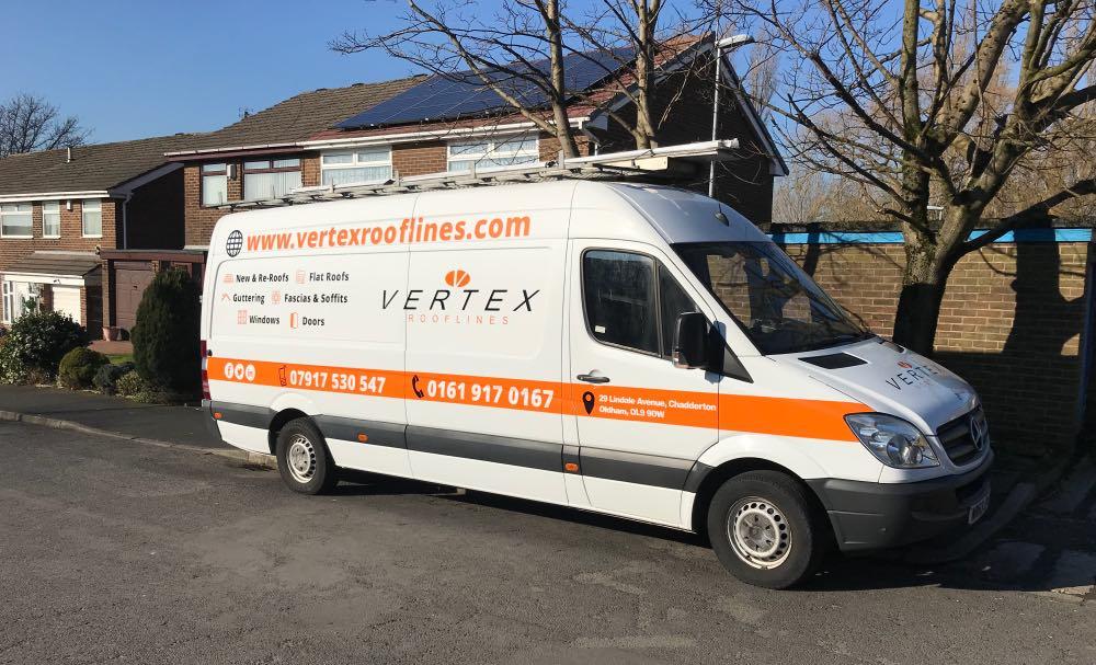 Vertex Rooflines Van